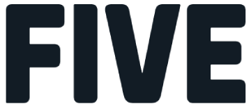 Five Logo Dark