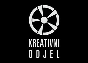 Kreativni odjel logo za AI